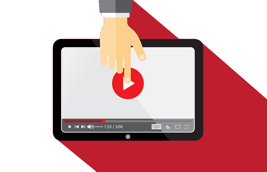 video marketing graphic